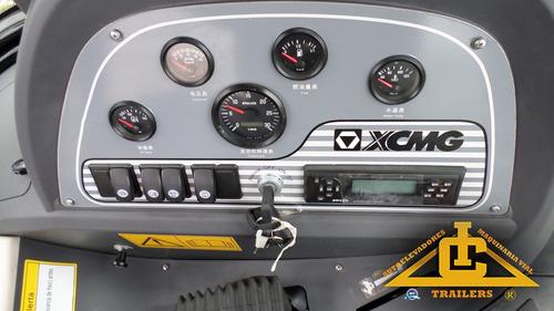 pala retro 4x4 xcmg brasil xt 870 mejor contado de argentina