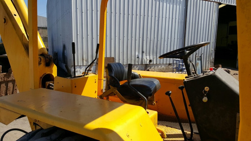 pala retro jhon deere 410 b - impecable - zacco camiones