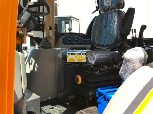 pala y retro michigan 4x4 1 mt3 100/20 80 hp nueva