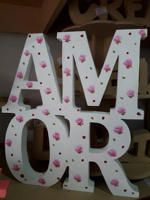 Palabras Amor Love Paz Letras Frases Pintadas 180 00 En Mercado