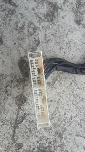 palaca de cruce y limpia parabrisas corolla baby camry 1.8