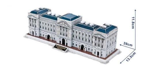 palacio de buckingham rompecabezas 3d puzzle