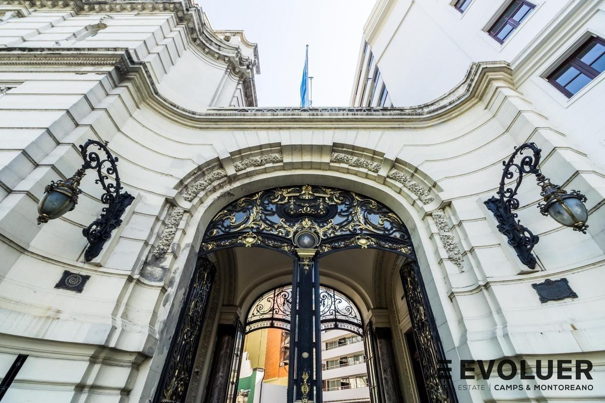 palacio paz xxi, residencias y estudios profesionales a estrenar, plaza san martín