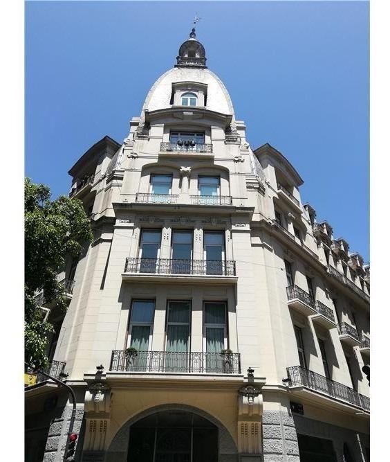 palacio raggio - amplia oficina tipo loft de 85 mts aproxima