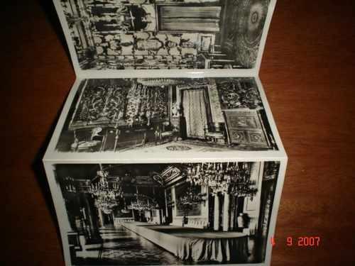palacio real madrid espanha fotos album cartão postal cards