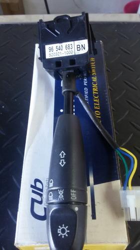 palanca cambia luces conmutador aveo optra spark lanos