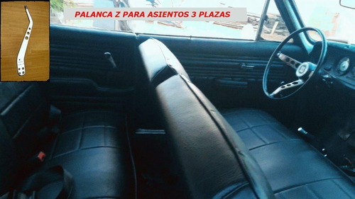 palanca cambio cromada z autos nuevos antiguos asiento largo