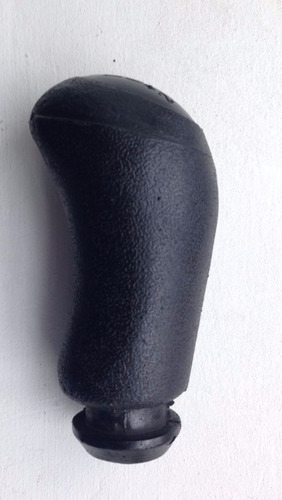 palanca cambios renault logan o sandero-negra
