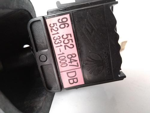 palanca conmutador limpia parabrisas luz de cruce optra (8)