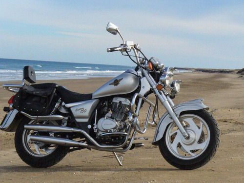palanca de arranque zanella custom 150cc - dos ruedas motos