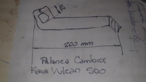 palanca de cambios original kawasaki vulcan 500