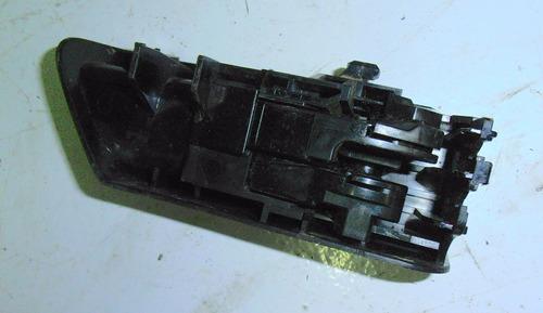 palanca de tapa de bencina y maleta toyota yaris 2006-2012