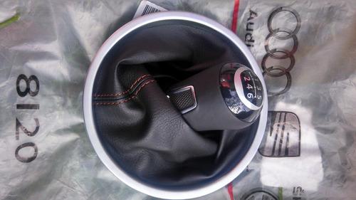 palanca nuevo beetle costura café
