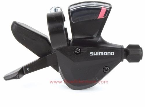 palancas de cambios altus shimano sl-m310 8v mtb