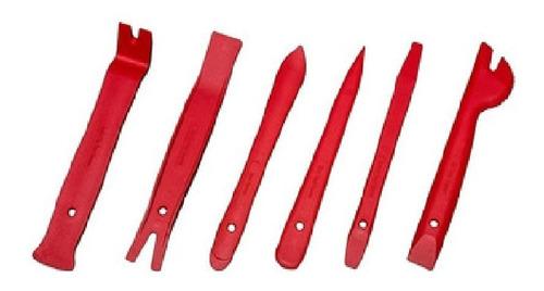 palancas extractor apertura panel auto moldura clips 6 pz