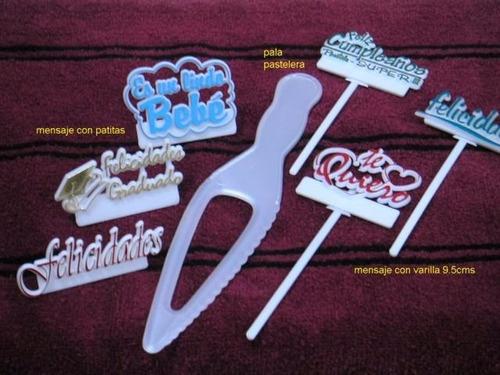 palas pasteleras y accesorios para pastelerías