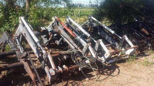 palas tractor, accesorios y levante delantero