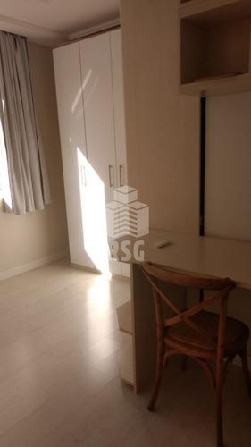 palazzo del mare 3 quartos sendo um suíte na avenida brasil com vista para o mar em pioneiros - 268