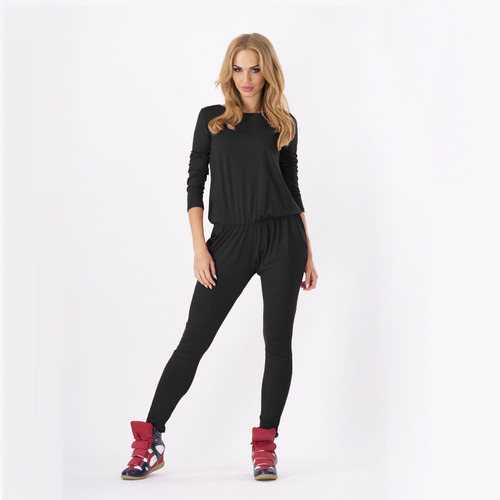 palazzo enterizo moda dama fiestas jumpsuit casual mujer coc