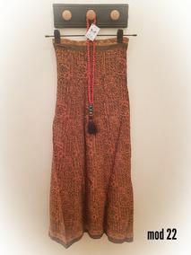 8f9db8466 Palazzo Maxi Falda Pollera Pantalon Mandala Moda Hindu N° 22
