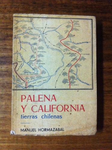 palena y california tierras chilenas - manuel hormazabal