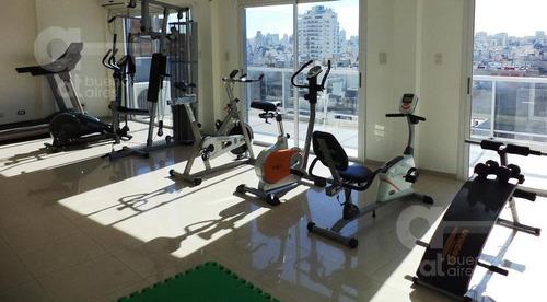 palermo, 2 ambientes con amenities, alquiler temporario sin garantía