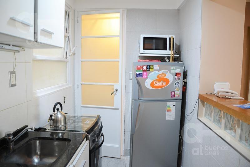 palermo. departamento 2 ambientes. alquiler temporario sin garantías.