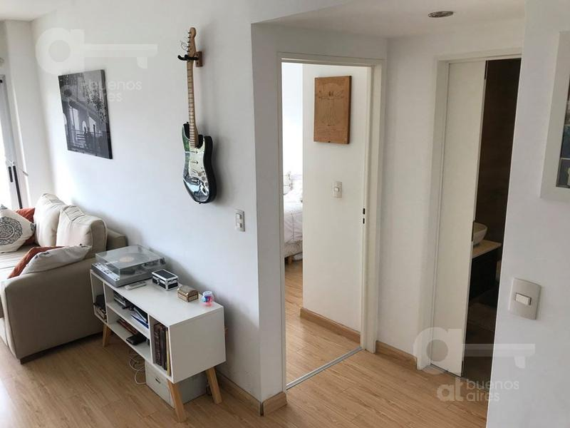 palermo-departamento 2 ambientes balcón-amenities- alquiler temporario