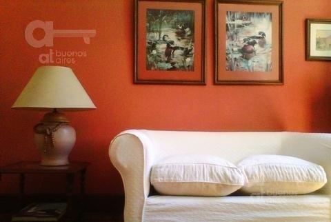 palermo - departamento 3 ambientes - alquiler temporario-sin garantia