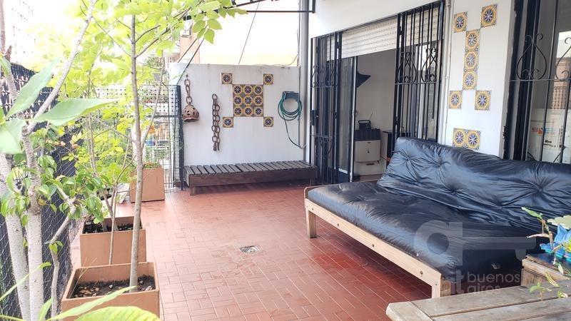 palermo-departamento 4 amb - balcon aterrazado- alquiler temporario-sin garantia