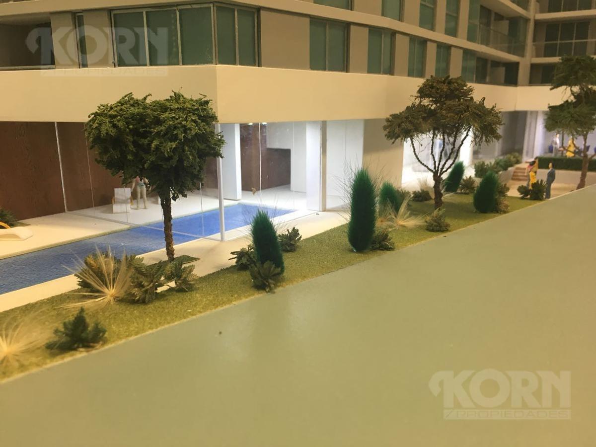 palermo - departamento apto profesional en venta de 4 ambientes con dependencia - en construccion