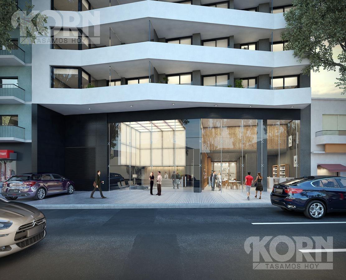 palermo - departamento apto profesional en venta de 4 ambientes con terraza - en construccion