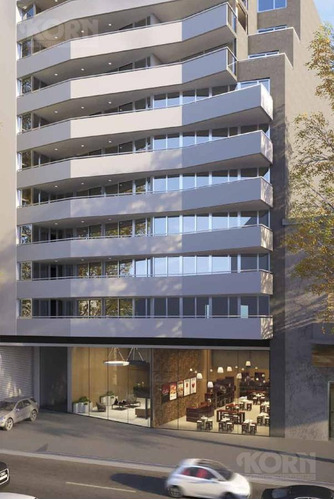 palermo - departamento en venta de 3 ambientes - en construccion