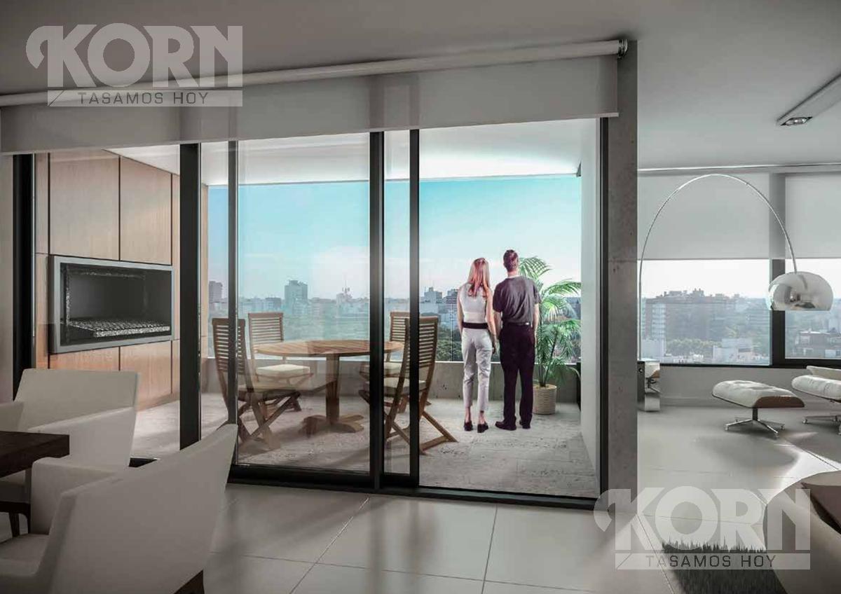 palermo - duplex en venta de 5 ambientes c/balcon terraza c/parrilla y dependencia en construccion