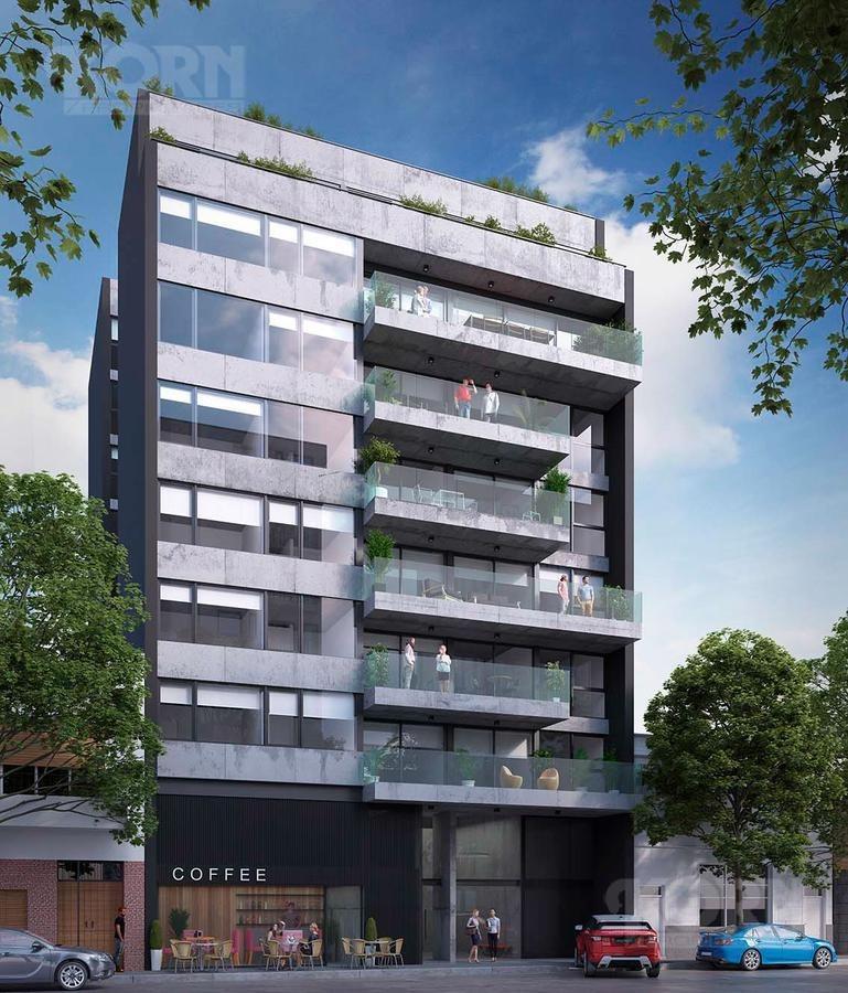 palermo hollywood - departamento en venta de 3 ambientes con balcon terraza - proximo a estrenar