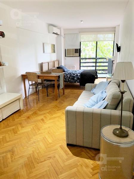 palermo. moderno loft. alquiler temporario sin garantías.