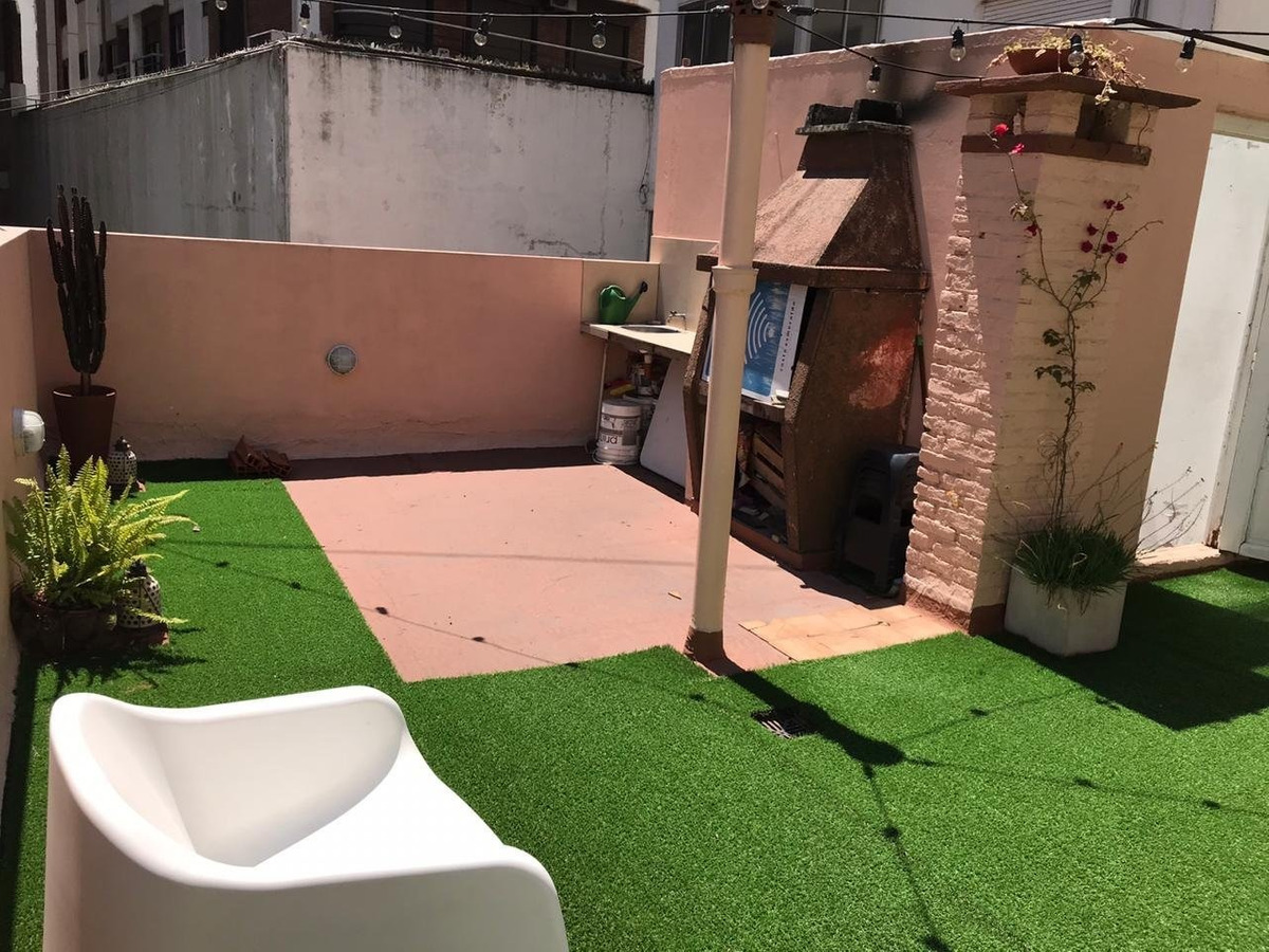 palermo ph 1° ctfte 3 ambientes con terraza