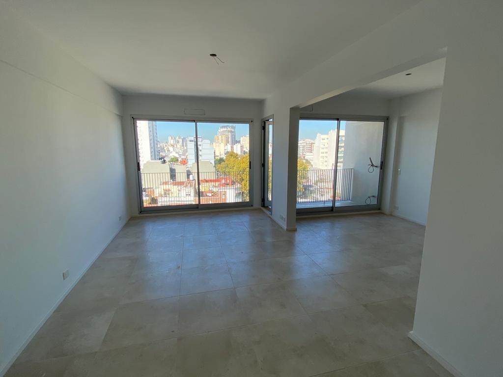 palermo soho, departamento 2 ambientes en alquiler - piscina, terraza, vista