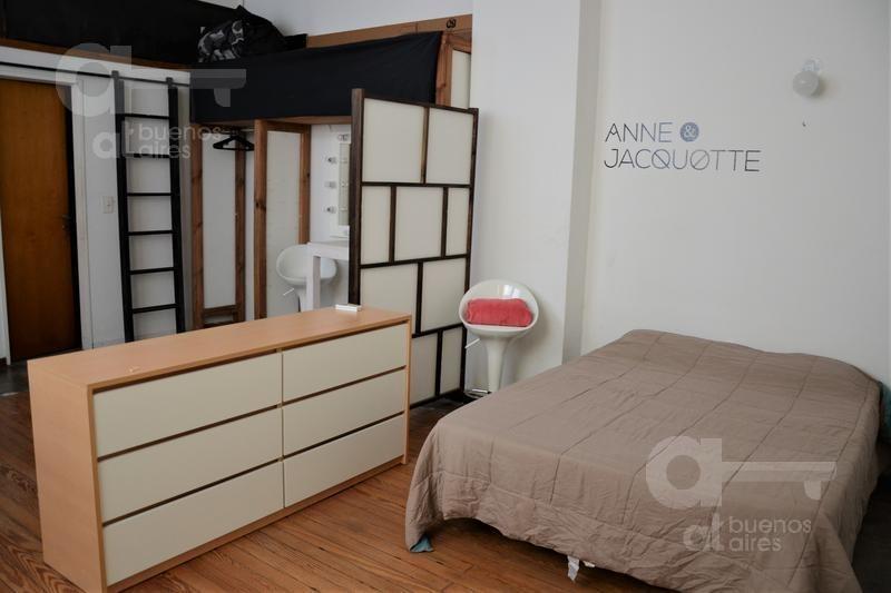 palermo- unidad tipo loft- ideal estudiantes- excelente ubicacion- unidad de calidad- alquiler temporario sin garantía-