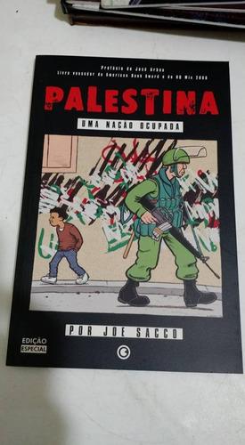 palestina - uma nação ocupada - joe sacco