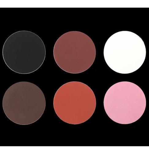 paleta de 6 sombras | alberdi