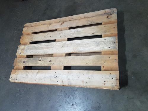 paleta de madera de pino, importada desde canada,100x80x15