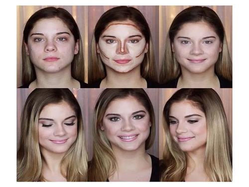 paleta de maquillaje 15 tonos profesional + obsequios