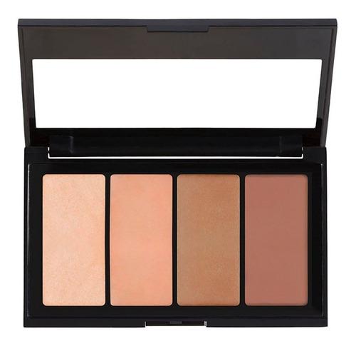 paleta de maquillaje maybelline master bronze palette