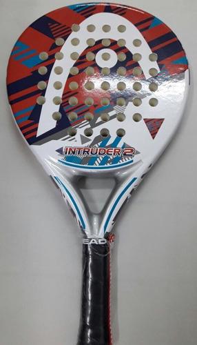 paleta de padel paddle head flash e+ intruder n2 rally n2