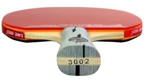 paleta de ping pong dhs 3* a3002 - estación deportes olivos