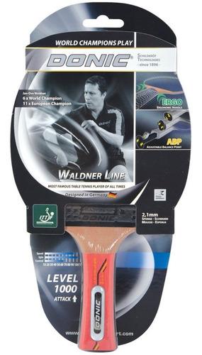 paleta de ping pong donic waldner 1000 - local olivos