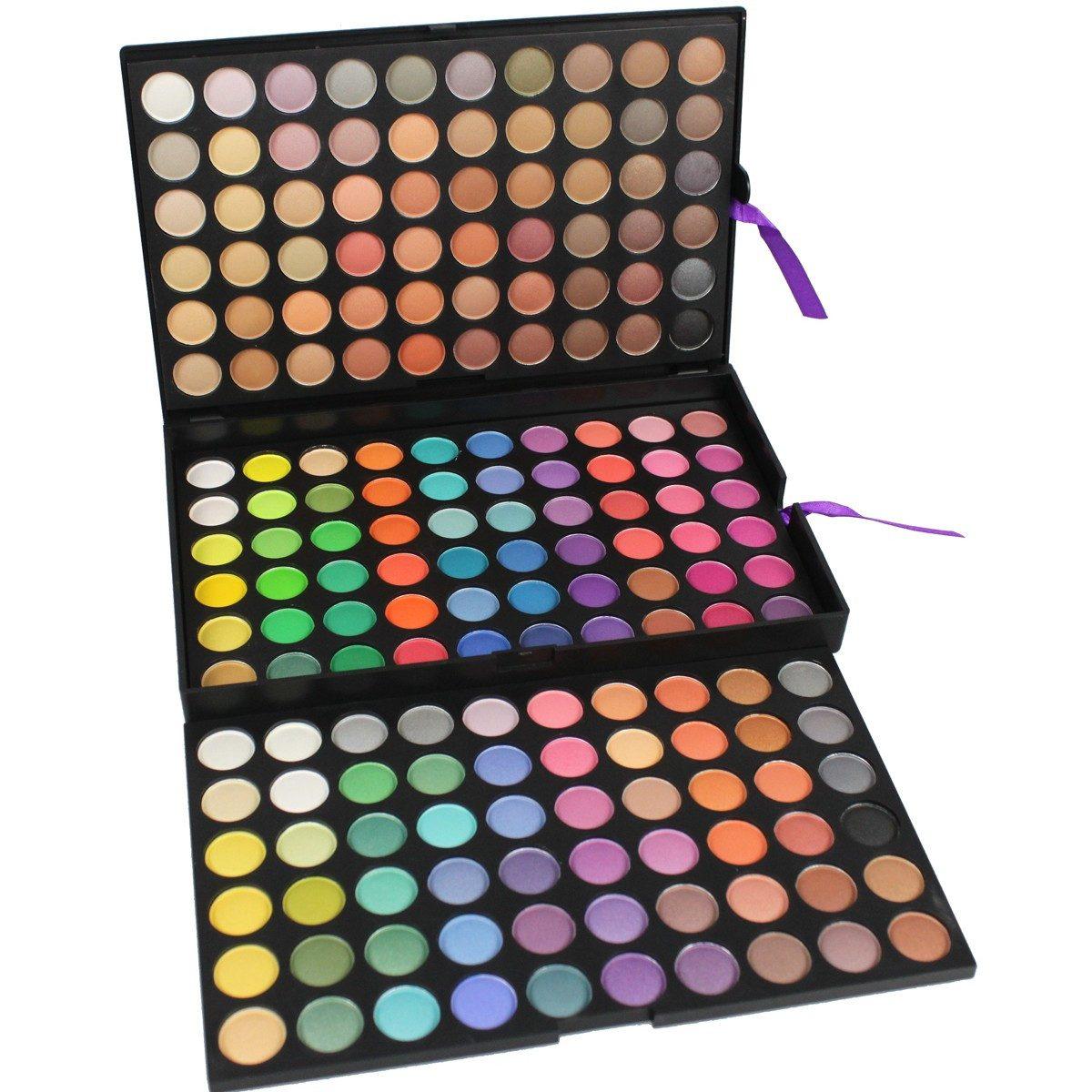 paleta de sombras mac 120 cores