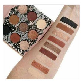 Paleta De Sombras Boudoir Shadows Beauty Creations Original