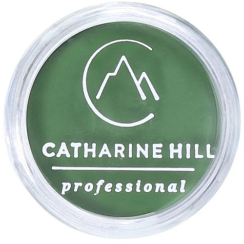 paleta de sombras catarine hill + clown make up verde 4g